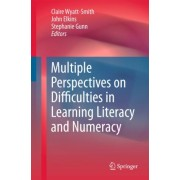Multiple Perspectives on Difficulties in Learning Literacy and Numeracy by Claire Maree Wyatt-Smith
