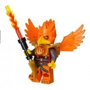 LEGO® CHIMATM Frax with Phoenix Weapon