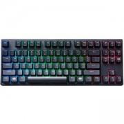 Геймърска механична клавиатура Cooler Master MasterKeys Pro S, Red суичове, CM-KEY-MKPS-RED