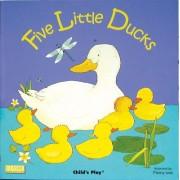 Five Little Ducks by Penny Ives