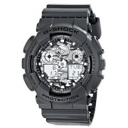 G-Shock Special Edition Analog-Digital Grey Dial Mens Watch - GA-100CF-8ADR (G521)
