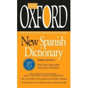 Oxford New Spanish Dictionary by Penguin
