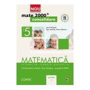 Matematica: aritmetica algebra geometrie - Clasa a V-a Partea I