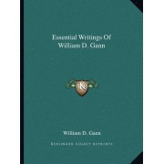Essential Writings of William D. Gann