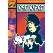 Rapid Stage 4 Set B: Pet Alert (Series 2) by Burchett Jan & Vogler Sara