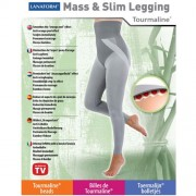 Pantalon Anticelulitic Mass & Slim Legging Lanaform