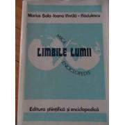 Limbile Lumii Mica Enciclopedie - Marius Sala Ioana Vintila-radulescu