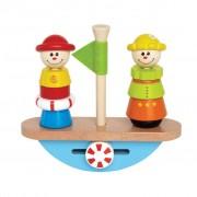 Hape Jeu de bateau balance E0423