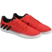 Adidas MESSI 16.3 IN Football Shoes(Red)
