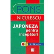 Japoneza Pentru Incepatori + 2 Cd Audio Pons