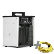 Aeroterma TDS 10 + cablu profesional de prelungire 20 m / 230 V / 2,5 mm²