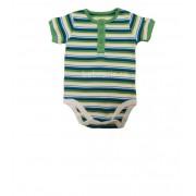 Small Wonders - Body Baby Striped Green