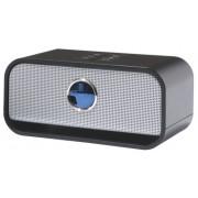 Difuzor stereo portabil LEITZ Complete, cu Bluetooth - negru