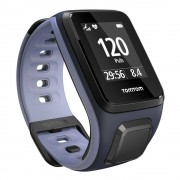 TomTom Runner 2 Cardio - L - Black/ Anthracite
