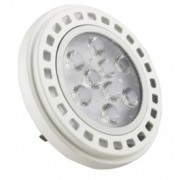 Lâmpada LED AR111 11W GU10 - OUTLET !!!