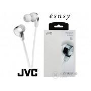 Casti JVC HA-FX45S-W ÉSNSY Fashion, alb