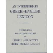 Intermediate Greek Lexicon by H. G. Liddell
