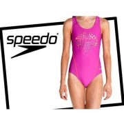 SPEEDO Dziewczęcy strój kąpielowy Speedo Logo