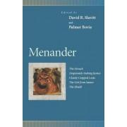 Menander by David R. Slavitt