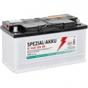 12V/ 110Ah VOSS.farming Special Purpose Battery for Energisers - Battery Acid not Incl.