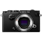 Aparat Foto Mirrorless Olympus PEN-F, Body, 20.3 MP (Negru)