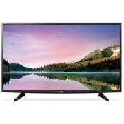 "LG 43UH6107, 43"" 4K UltraHD TV, 3840x2160, DVB-T2/C/S2, 1200PMI, Smart, WiDi, WiFi 802.11.n, Miracast, DLNA, LAN, CI, HDMI, USB, TV Recording Ready, Swallow Stand, Metallic/Titan"