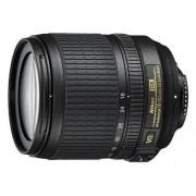 Nikon AF-S DX NIKKOR 18-105mm f/3.5-5.6G ED VR Objetivo para cámara réflex, negro