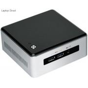 Intel BOXNUC5-i3MYHE NUC i3-5010U 2.1Ghz Barebone Miniature PC with Free Dos