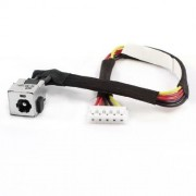 sourcingmap® cavo Jack di alimentazione DC Cavo Cablaggio 65W PJ116 per HP Compaq Presario C700 C710 C720