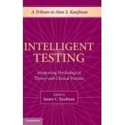 Intelligent Testing by James C. Kaufman