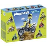 Playmobil 5525 - Moto da Cross con Centauro
