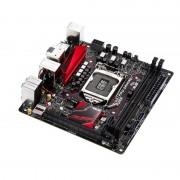 Asus B150I Pro Gaming/Aura Intel Socket 1151 Dvi Hdmi 8-Channel Hd Aud
