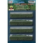Jtt Scenery Products Flowering Plants Series: Flower Hedges 5