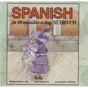 10 Minutes a Day Audio CD Wallet: Spanish by Kristine K. Kershul
