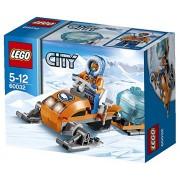 LEGO City - Arctic Snowmobile Building Set 60032