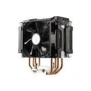 Disipador CPU Cooler Master Hyper D92, 92mm, 800-2800RPM, Negro