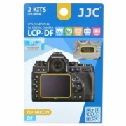 JJC - Folie protectie LCD pentru Nikon DF, 2 buc.