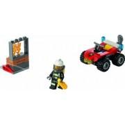 Set Constructie Lego City Atv De Pompieri