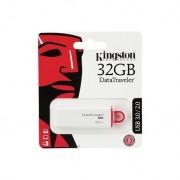 Pendrive Penna Usb Kingston 32GB 3.0 DTI-G4 Memoria Originale Flash Memory