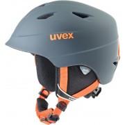 UVEX airwing 2 pro Kask snowboard Dzieci szary Kaski narciarskie