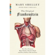 The Original Frankenstein: Or, the Modern Prometheus: The Original Two-Volume Novel of 1816-1817 from the Bodleian Library Manuscripts, Paperback