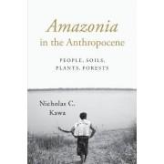 Amazonia in the Anthropocene by Nicholas C. Kawa