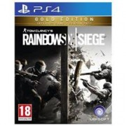 Tom Clancy's Rainbow Six Siege Gold Edition Ps4