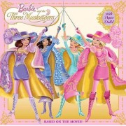 Barbie and the Three Musketeers by Mary Man-Kong