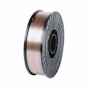 Lincoln Electric SuperArc L-56 MIG Welding Wire - Mild Steel, Copper (Brown) Coated, .035 Inch, 12 1/2-Lb. Spool, Model ED028676