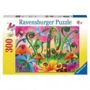 Puzzle Tinutul gargaritei, 300 piese, RAVENSBURGER Puzzle Copii