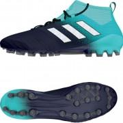 adidas Fußballschuh ACE 17.1 AG - energy aqua/white/legend ink   47 1