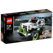 Lego - 42047 - Technic - Intercettatore della polizia