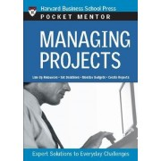Managing Projects by Harvard Business School Press