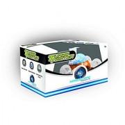 Mindscope Turbo Twister Light Up LED Stunt RC Remote Control Vehicle - Orange (27 MHz)